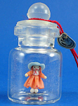 Miniature Doll In A Bottle