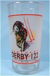 1996 Kentucky Derby #122 Glass