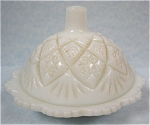 Westmoreland Glass Miniature Covered Butter Dish