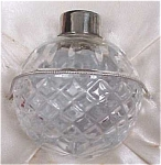 1984 Lenox Crystal Christmas Ornament