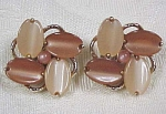 Lisner Clip-on Earrings