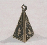 Siam Sterling Pendant