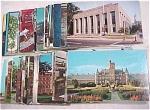 Us Postcard Lot - Us Buildings