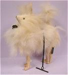1950s Japan Fur Dog