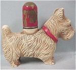 Wood Composite Scottish Terrier Dog Lighter