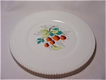 Westmoreland Hand Painted Fruits Dinner Plate