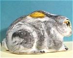 Ed Langbein Original From Italy Rabbit