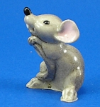 Hagen-renaker Miniature Worried Mouse