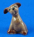 Hagen-renaker Miniature Terrier Puppy