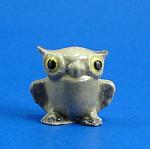 Hagen-renaker Miniature Baby Barn Owl