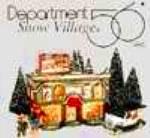 Department 56 Villages Database 1976-now