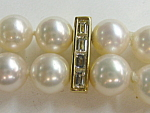 Diamond-pearl Bracelet