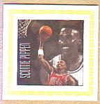 Scottie Pippen Picture - Basketball Supersonics