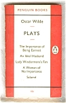 Plays - Oscar Wilde Being Earnest Salome More