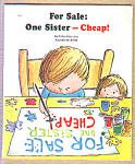 For Sale: One Sister -- Cheap