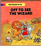 Wizard Of Oz - 3 Books