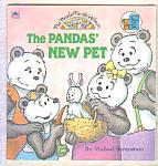 The Pandas' New Pet