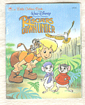Rescuers Downunder - Walt Disney Little Golden Book
