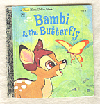 Bambi And The Butterfly