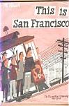 This Is San Francisco - Sasek