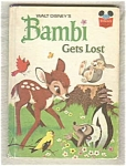 Bambi Gets Lost - Disney's Wonderful World Of Reading
