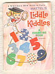 Mattel's Liddle Kiddles Counting Book