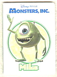 Monsters, Inc. - Mike