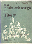 New Carols And Songs For Children