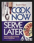 Cook Now Serve Later - Special Events