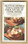 Better Homes And Gardens Ground Meat Cook Boo