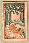 Lydia Pinkham - Picnic Time Recipes 1926