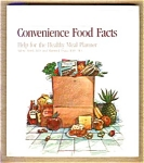 Convenience Food Facts Healthy Meal Planner