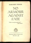 No Armour Against Fate