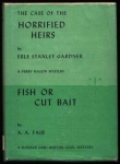 Horrified Heirs / Fish Or Cut Bait - Gardner