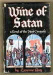 Wine Of Satan - First Crusade