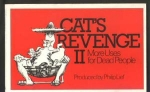 Cat's Revenge Ii, More Uses For Dead People