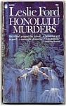 Honolulu Murders Ford Murder Story Latham