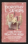 Lord Peter Views The Body - Wimsey - Sayers