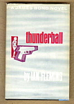 Thunderball - A James Bond Novel