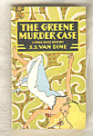 The Greene Murder Case - S. S. Van Dine