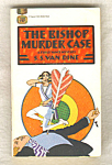 The Bishop Murder Case - S. S. Van Dine