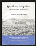 Sprinkler Irrigation In The Pacific Northwest