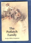The Potlatch Family - Chinook Indian Girl