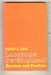 Language Development - Structure And Function