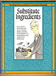 Substitute Ingredients - Grades 3-8