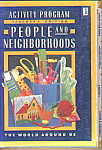 People And Neighborhoods The World Around Us