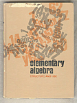 Elementary Algebra Structure And Use