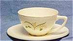 Forsythia Cup And Saucer
