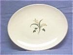 Forsythia Platter Medium 12-5/8 Inches