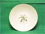Knowles Forsythia Coupe Soup Bowl 7-3/4 In